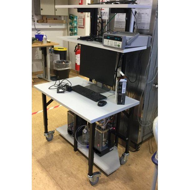 ROLLERLINE laboratoriebord