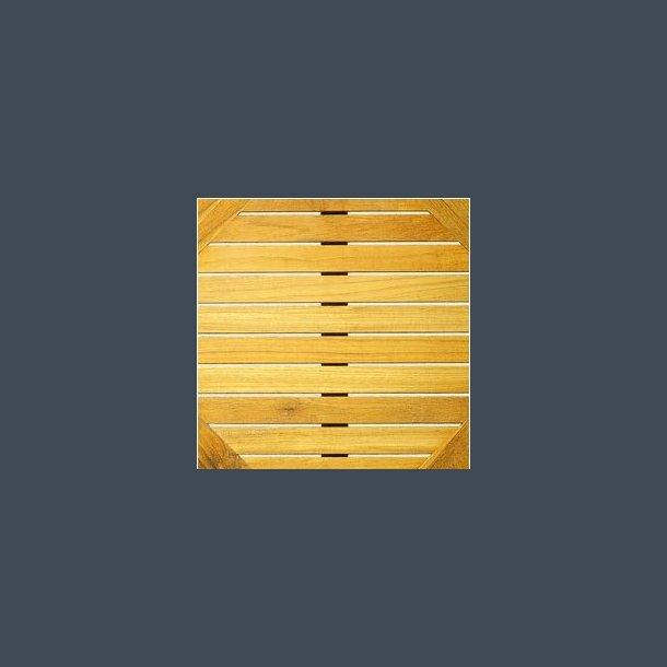 Werzalitbordplade  035 TEAK 70 x 70cm