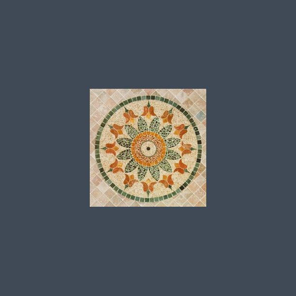 Werzalitbordplade Mosaik Tamos Ø 60cm