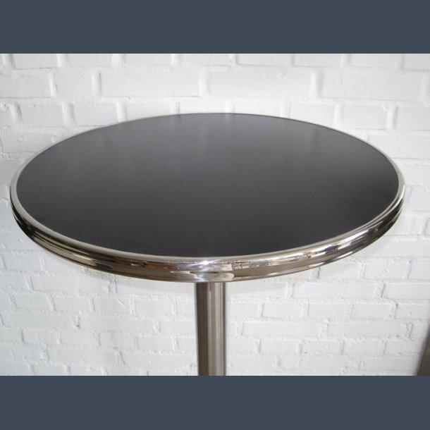 Werzalitbordplade med krom- eller messingring