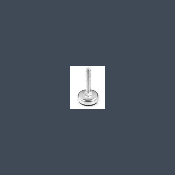 Stilleskrue med gummifod