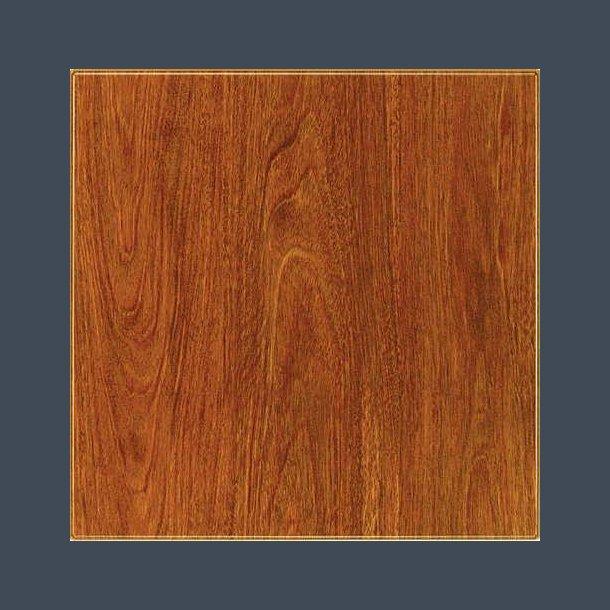 Werzalitbordplade  303 Manaos Mahagoni 80 x 80cm