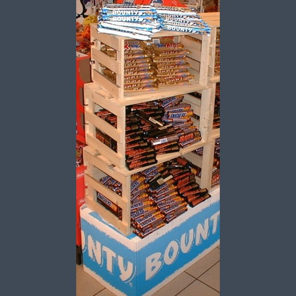 Bounty display