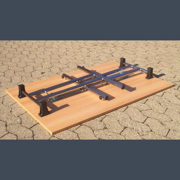 Quick-Lock bordplader og stel.