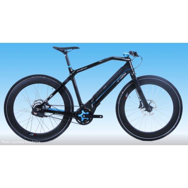 Pininfarina Diavelo elcykel