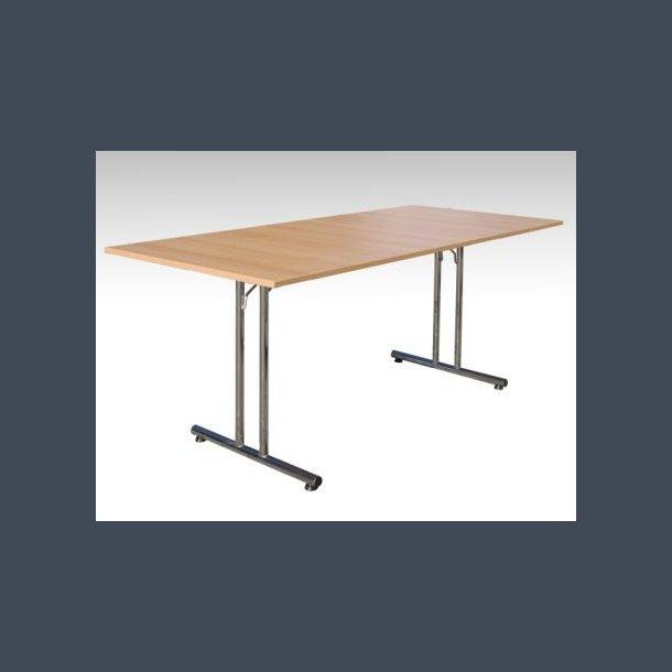Konferencebord med krom stel